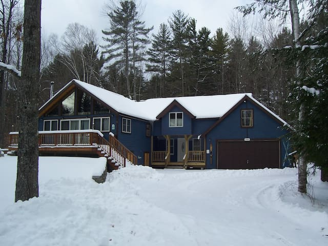 Newfound Lake House - Hebron - Hus