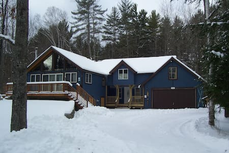 Newfound Lake House - Hebron - Dom