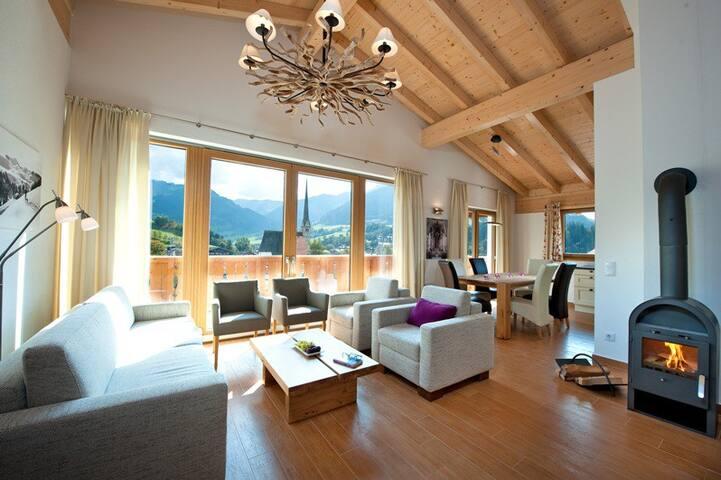 Modern apartment 'superior' - Alm - Flat