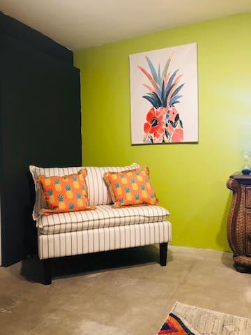 Twin Palm Terrace - A secluded, hillside retreat
