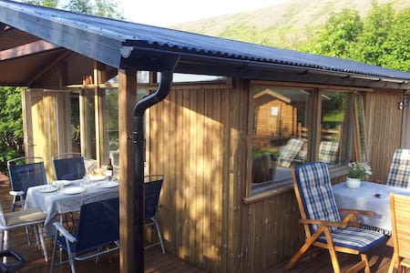 Charming cottage 30min  > Reykjavik - Kjósarhreppur - Villa