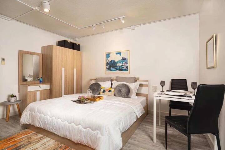 Cozy & Bright Apartment@ Nimman, near Maya & CMU