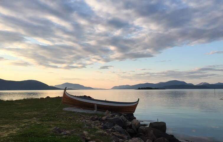 Historisk overnattingssted i vakre Vesterålen