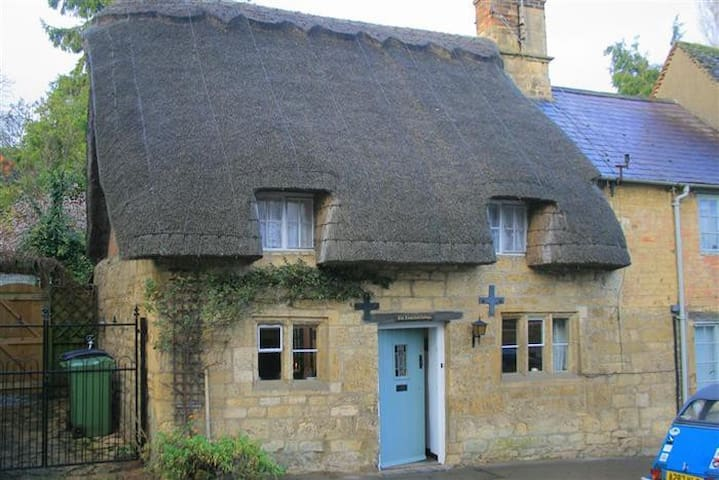 Thatched Cottage, Chipping Campden. - Chipping Campden - Ház
