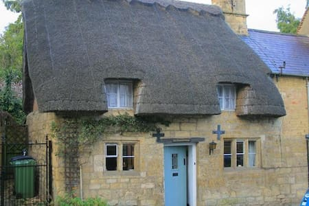 Thatched Cottage, Chipping Campden. - Chipping Campden - Rumah