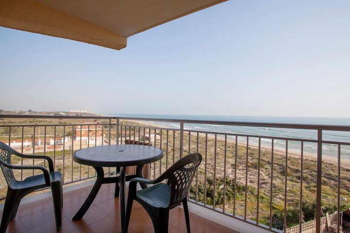 Primera línea de playa, exclusiva - Mareny de San Lorenzo, Cullera - Apartamento