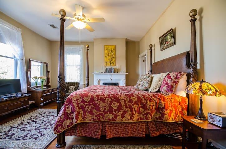 Starling's Rest's Magnolia Suite - Natchez - Butik otel