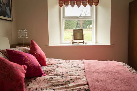 Cosy room in Cottage, in Cupar near St Andrews - House