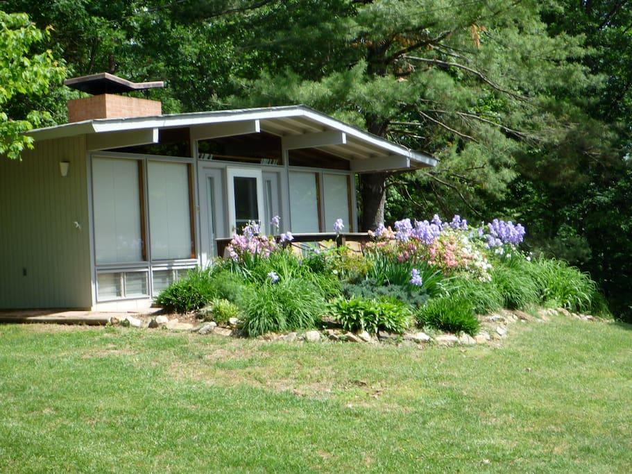 Bella Vista Cottage Near Shenandoah River Luray Va