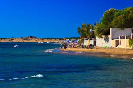 BarBayiannis Room with Sea View - Agios Georgios