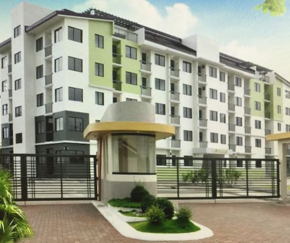 Fully  furnished condo  beside Enchanted Kingdom
