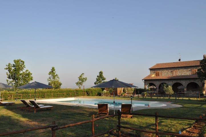 Agriturismo con piscina - Gavorrano - Villa