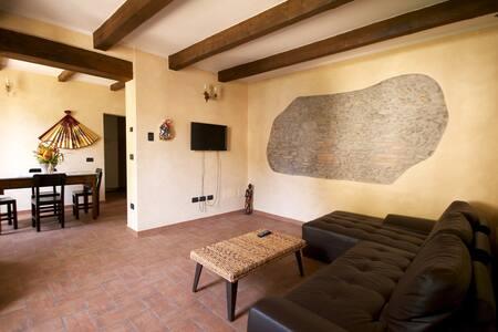 Casa dell'Indiano a Riolo - Apartment