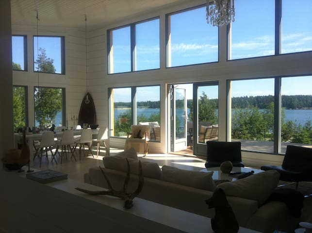 Luxury Year-around Villa in the Archipelago - Raasepori - Casa