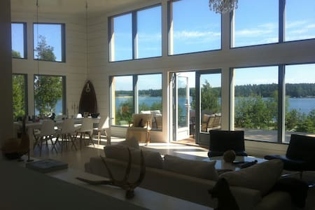 Luxury Year-around Villa in the Archipelago! - Raasepori - Hus