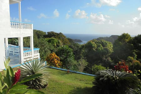 Tranquil location with great views - Calibishie
