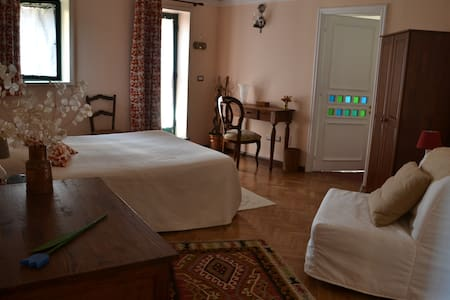 Charming room in B&B - Viagrande - Penzion (B&B)