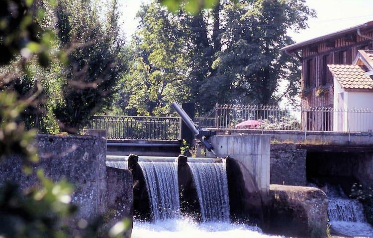 Le moulin d'Eclaron chambre d'hôtes - Éclaron - Ev