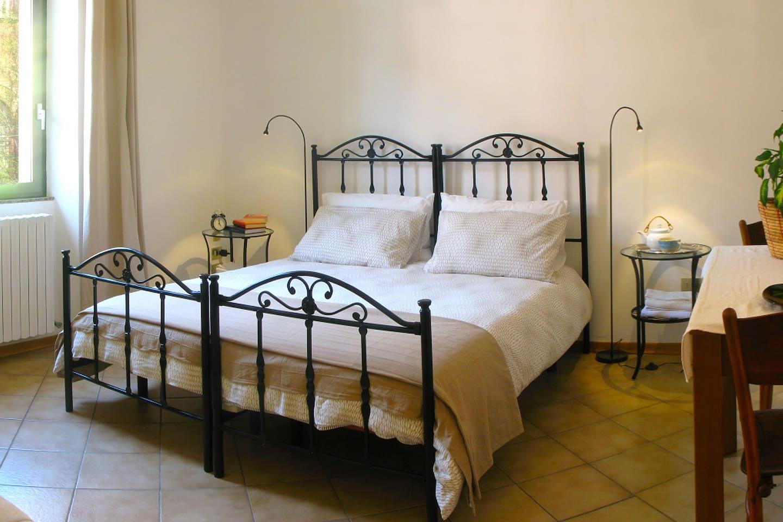 Camera ospiti - Letti gemelli o matrimoniale
