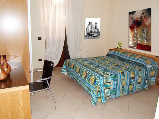 Stanza privata a ZAMA B&B - Scalea - Bed & Breakfast