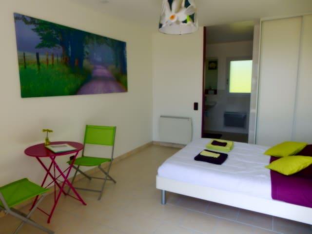 chambre au coeur du Gers - Lauraët - Bed & Breakfast