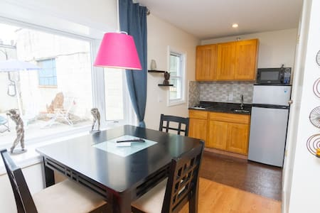 Nice studio 15 minutes Time Square - Woodside - Apartment