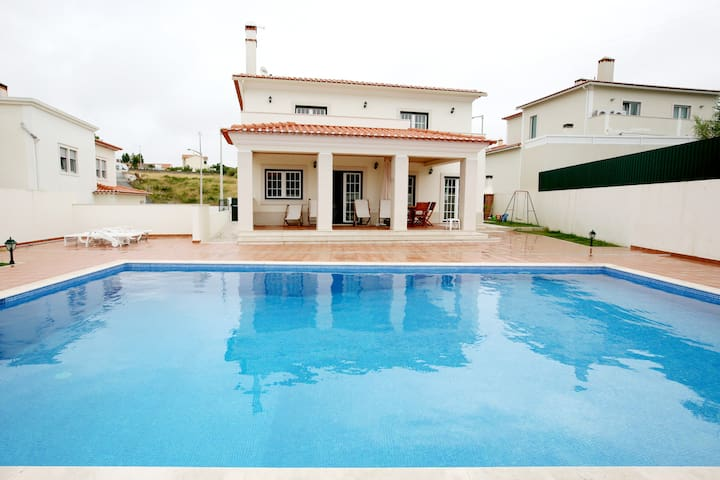 Luxury villa with private pool - Caldas da Rainha - Rumah