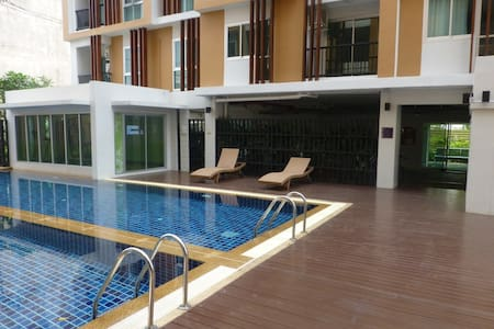 1 bedroom apartments with living room in UdonThani - Udon Thani