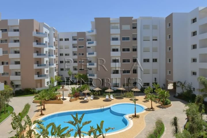 appartement à louer - Casablanca - Appartement