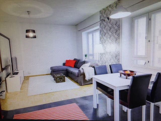 Cosy Helsinki Inner City Apartment - San Piero In Campo