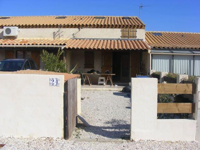 Maison de vacances - Port-la-Nouvelle - House