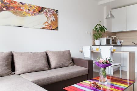 Apartment near Presidential palace - Bratislava - Apartment
