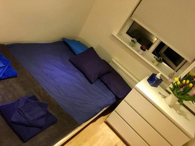 Cozy room 2 min walk from Tube