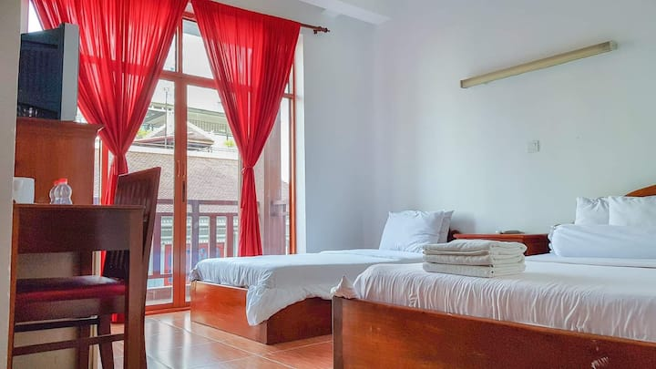 Stay comfortably on a very affordable accomodation