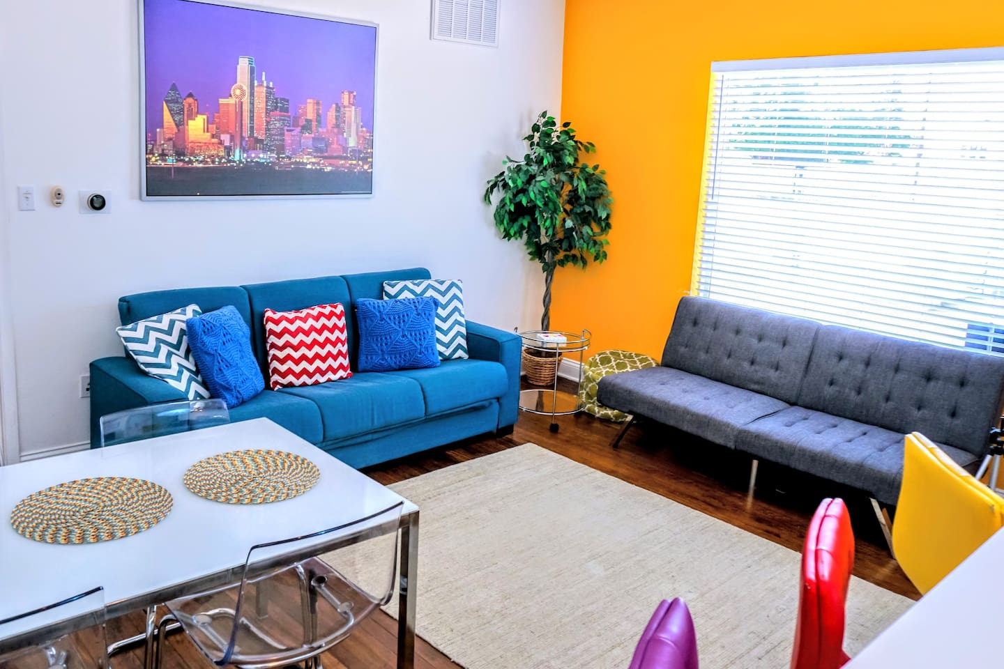 chic downtown dallas flat apartments for rent in dallas texas
