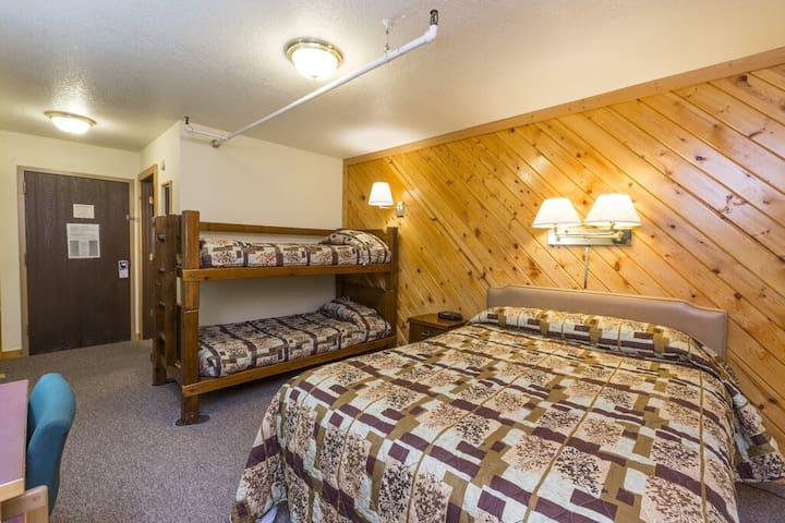 Hibernation House 107