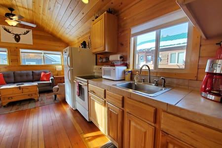 Wilderness Cabin #6: Lupine Village at Grand Lake