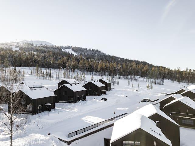 Nordklint Stöten - Exclusive mountain living