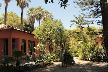Villas Le Palme Garden-1- - Gioiosa Marea