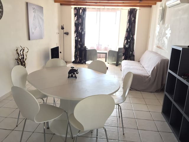 Appartement face mer / Agosta Plage - Grosseto-Prugna - Apartment