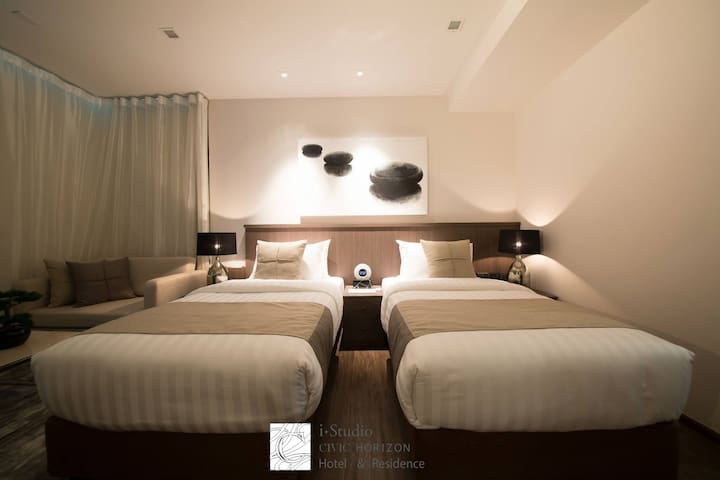 Japanese Designed Room in City