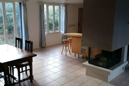 Maison 180m² pour 8 à 35 mn Paris - Saint-Rémy-lès-Chevreuse - House