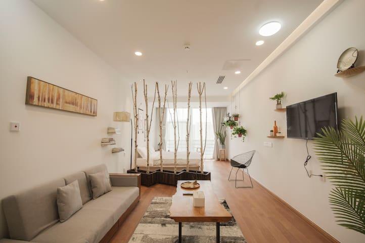 近火车站/平江路/山塘街/拙政园+近地铁口【森林】