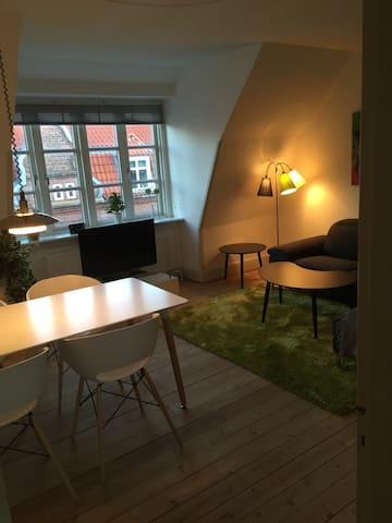 Hyggelig 2-værelses lejlighed i Esbjerg