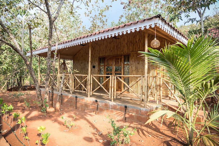 GAAJ by Green Gold Coastal Agro Resort -COTTAGE -3
