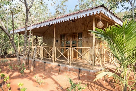 GAAJ by Green Gold Coastal Agro Resort -COTTAGE -3
