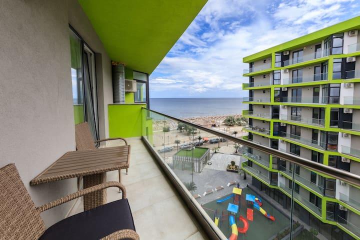 Alezzi Chic Apartment Mamaia