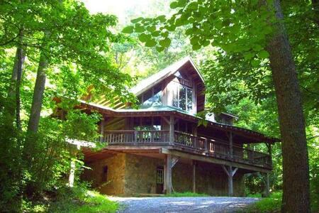 Thistle Dew Cabin