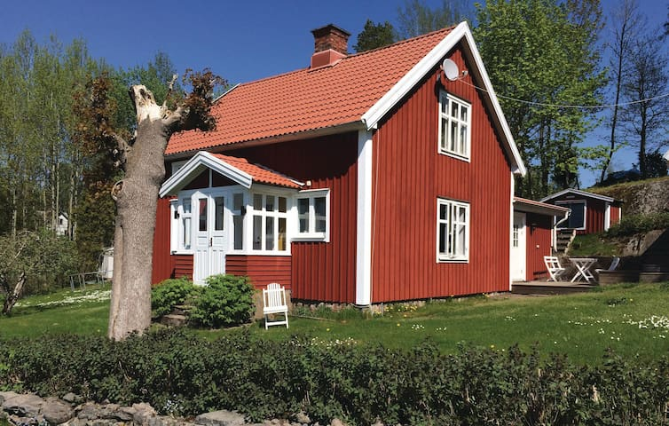 Holiday cottage with 4 bedrooms on 100 m² in Värnamo