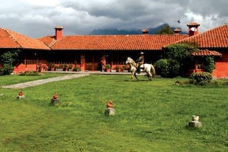 Hacienda Umbria Machachi